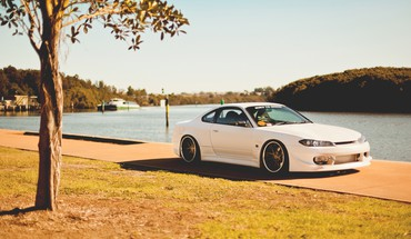 Automobiliai tuning nissan silvia S15  HD wallpaper
