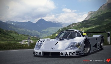Motorsport 4 Sauber C9 1989 mercedes benz  HD wallpaper