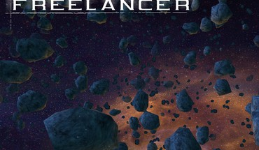 Outer space freelancer HD wallpaper