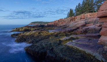 Landscapes nature acadia HD wallpaper