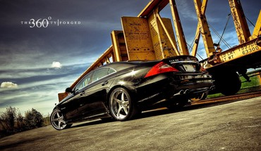 Mercedes-benz geschmiedet Mercedes CLS  HD wallpaper