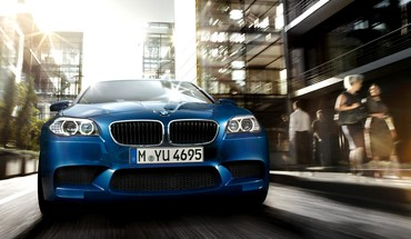 Bmw f10  HD wallpaper