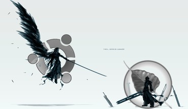 Bodhi linux final fantasy fond simple  HD wallpaper