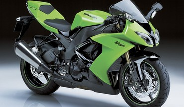 Kawasaki 2008 Ninja ZX-10R мотоциклы  HD wallpaper
