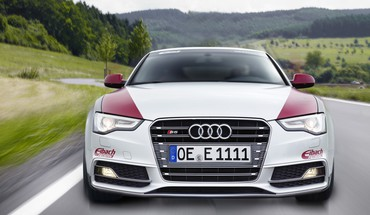 Audi s5 eibach project motion tuning HD wallpaper