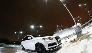 Design audi q7 german cars HD wallpaper