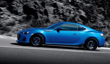 2014 gt subaru brz blue cars HD wallpaper