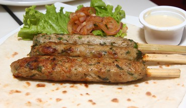 Grill kabab HD wallpaper