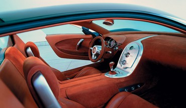Cars bugatti 007 automobile interior HD wallpaper