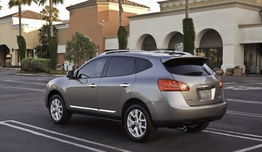 Nissan rogue HD wallpaper