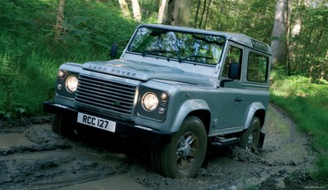 Automotive cars defender offroad vehicles HD wallpaper