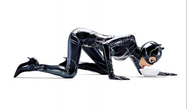 Women cats catwoman HD wallpaper