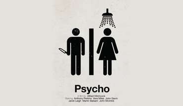 Films psycho Alfred Hitchcock HD wallpaper