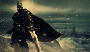 Arthas lich king warth of the world warcraft HD wallpaper