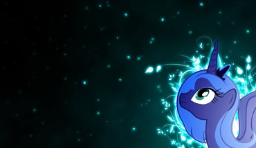 My little pony princess luna episkopi HD wallpaper