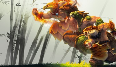 League of legends udyr HD wallpaper