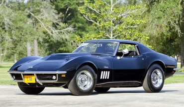 427 Chevrolet Corvette  HD wallpaper