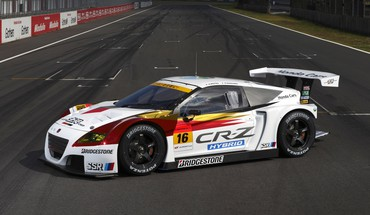 Automobiliai Mugen Racing GT Honda CR super  HD wallpaper