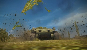 World of Tanks russian  HD wallpaper