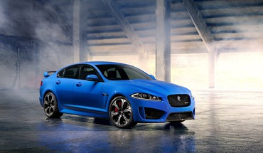 Automobiliai Jaguar XFR  HD wallpaper