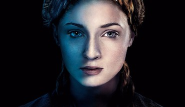 Sansa Stark veidai sophie Turner (aktorė) HBO  HD wallpaper