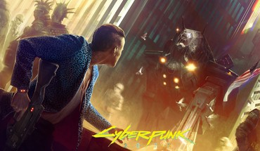 Cyberpunk 2077 video games HD wallpaper