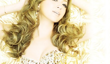 Japanese ayumi hamasaki singers photo shoot stills HD wallpaper