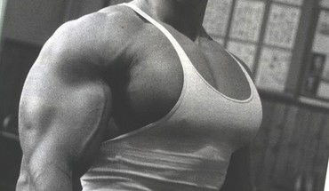 Men arnold schwarzenegger training HD wallpaper