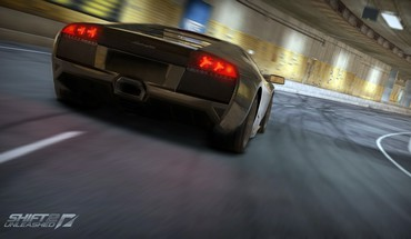 Need for Speed ​​SHIFT 2 Unleashed automobiliai  HD wallpaper