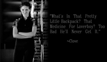 Clove whats in that pretty little backpack HD wallpaper