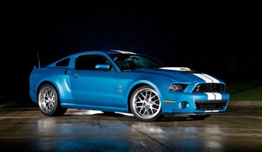 كوبرا فورد شيلبي GT500 2013 أول نظرة  HD wallpaper