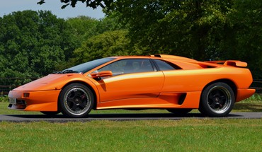Lamborghini voitures diablo sv  HD wallpaper