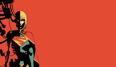 Dc comics supergirl  HD wallpaper