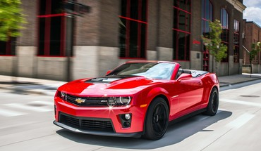 Automobiliai Chevrolet Camaro zl1  HD wallpaper