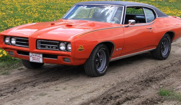 1970 Pontiac GTO  HD wallpaper