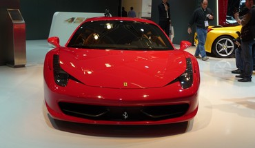 Ferrari 458 italia iaa HD wallpaper