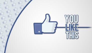 """Facebook"" kaip bosas  HD wallpaper"