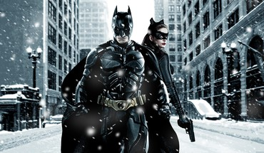 Catwoman Gotham City The Dark Knight Rises  HD wallpaper