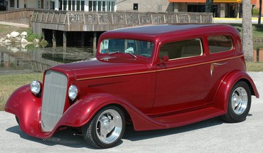 1934 Chevy vicky  HD wallpaper