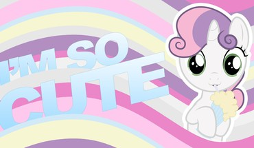 Sweetie Belle  HD wallpaper