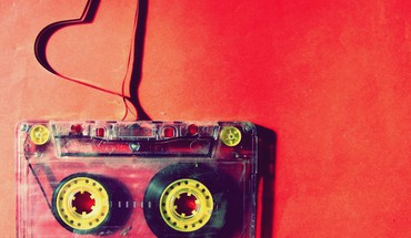 Vintage cassette tape HD wallpaper