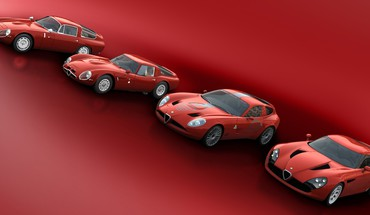 Cars alfa romeo zagato HD wallpaper