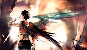 Boys paintwork shingeki no kyojin eren jaeger HD wallpaper