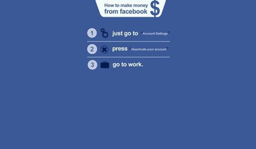 Work facebook money HD wallpaper