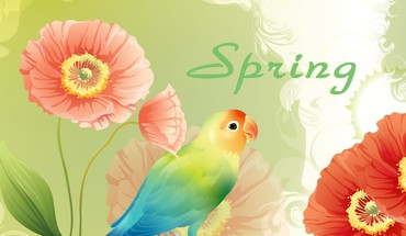 Spring so fine HD wallpaper