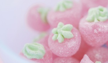 Candy macro sweets HD wallpaper