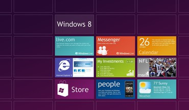 Windows 8 fan art HD wallpaper