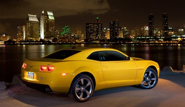 Chevrolet automobiles camaro voitures courses course  HD wallpaper