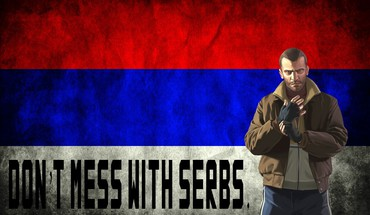 Serbia niko bellic grand theft auto iv HD wallpaper