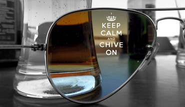 Keep calm aviator glasses kcco the chive HD wallpaper